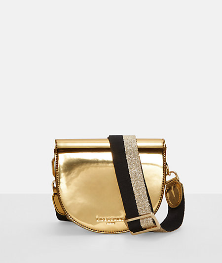 Patent leather belt bag from liebeskind