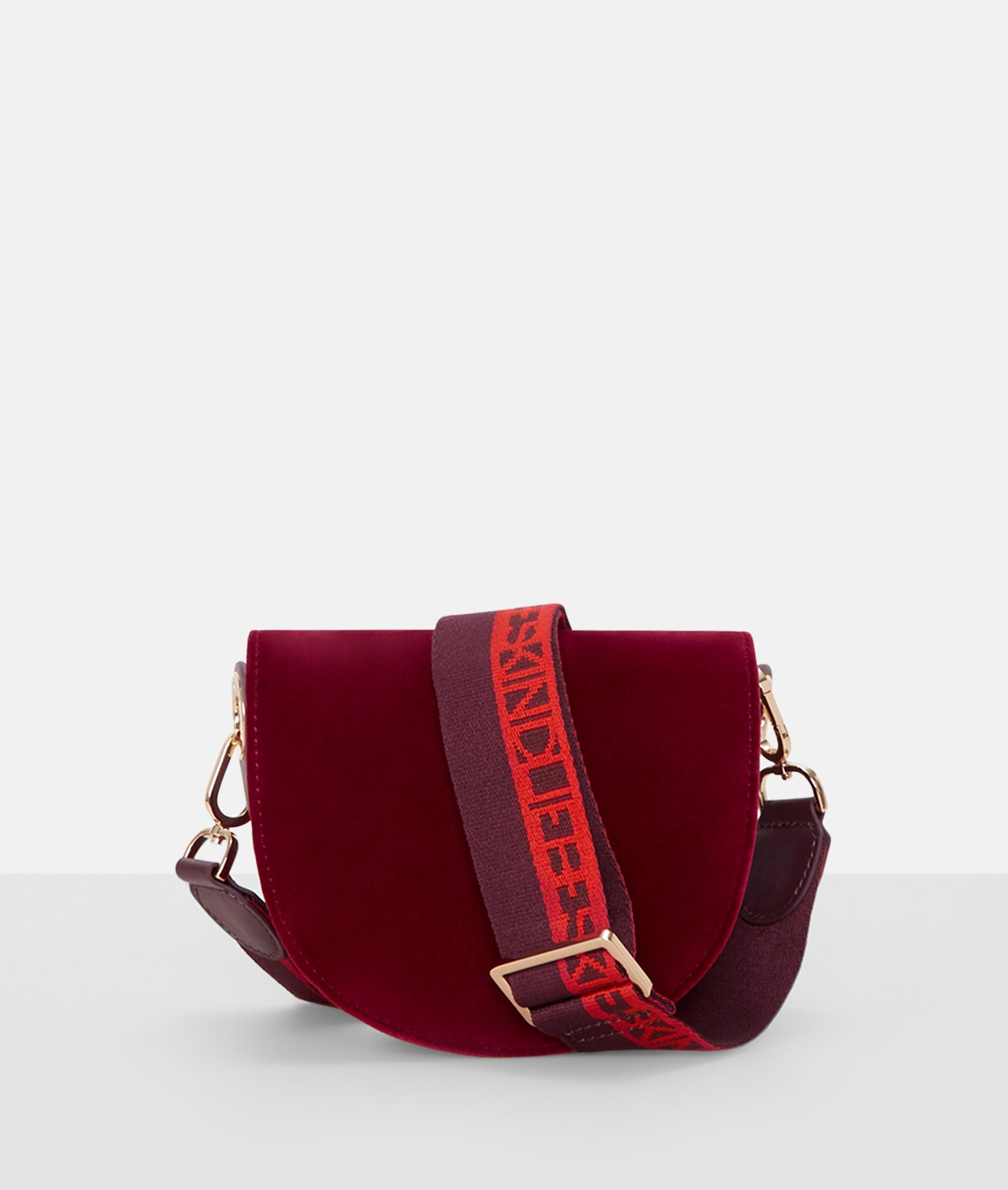 liebeskind berlin - Tasche MixeDbag Velvet Belt Bag, Pink