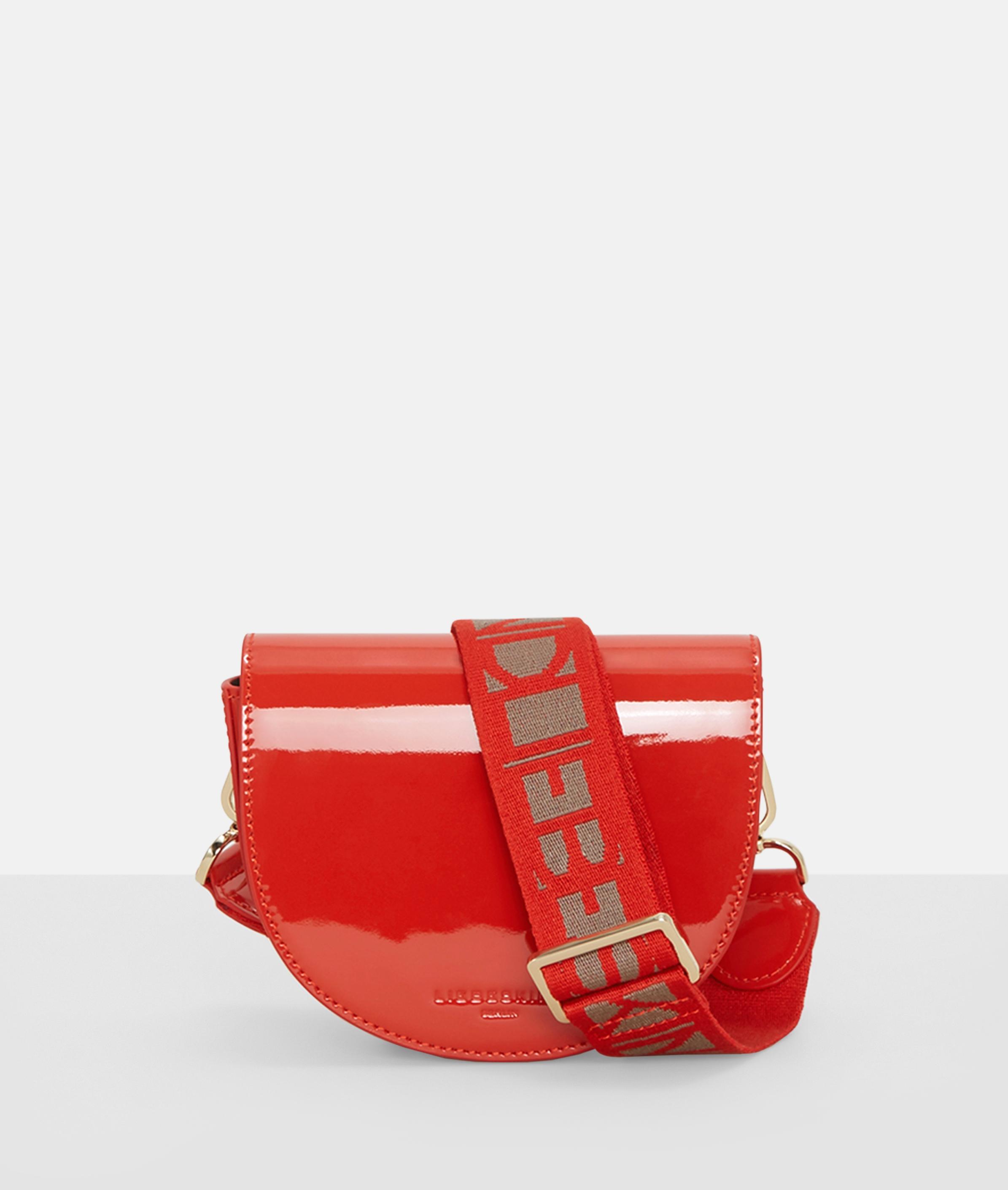 liebeskind berlin - Tasche MixeDbag Patent Belt Bag, Rot