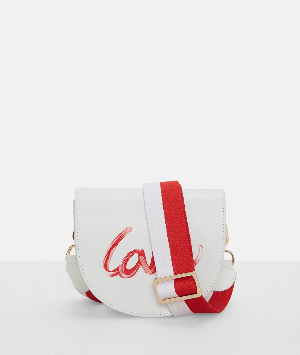 """Belt bag with """"Love"""" lettering from liebeskind"""