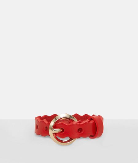Armband mit gezacktem Rand