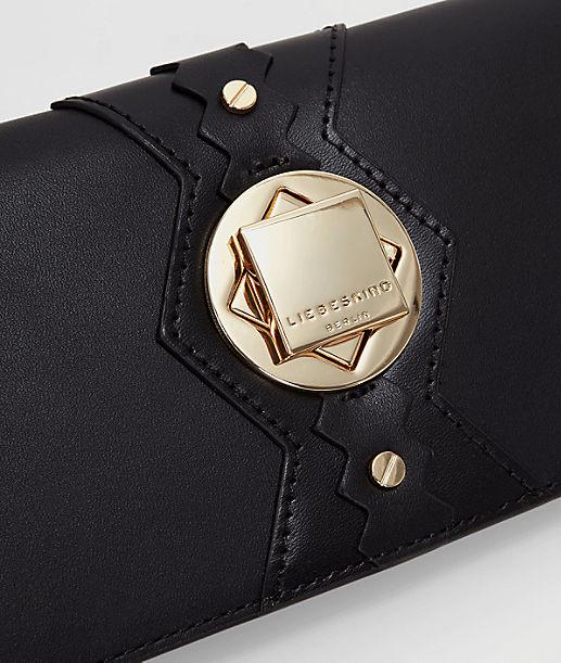 Portemonnaie mit elegantem Drehverschluss