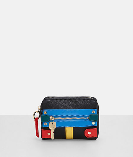 Belt bag with colour blocking from liebeskind
