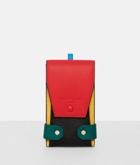 Handytasche im Colorblocking-Design
