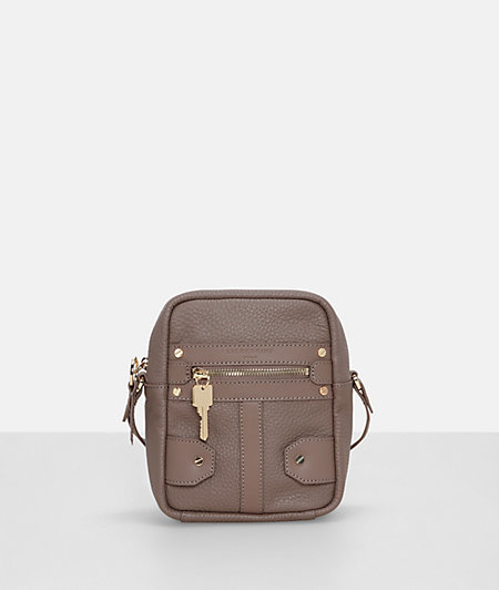Shoulder bag with patches from liebeskind
