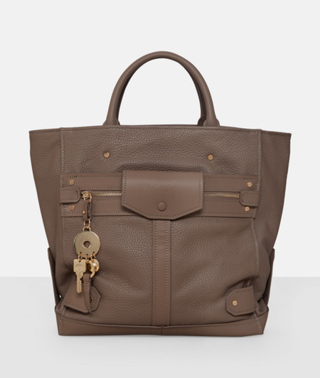 Handbag with extra pockets from liebeskind