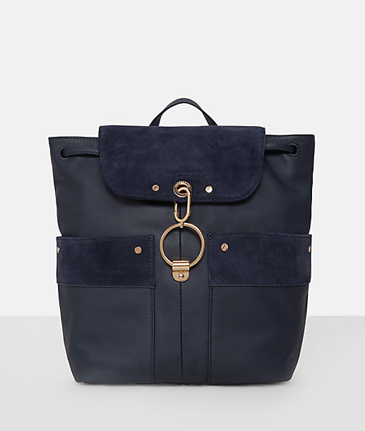 b212b15464c ... Rucksack with a lobster clasp from liebeskind ...