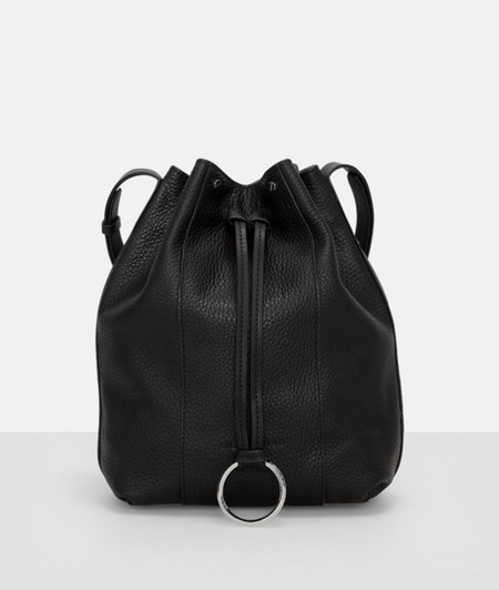 Bucket bag with a ring detail from liebeskind