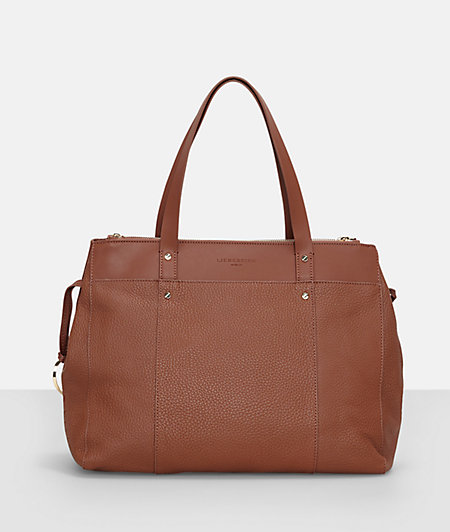 Shopper with lots of side pockets from liebeskind