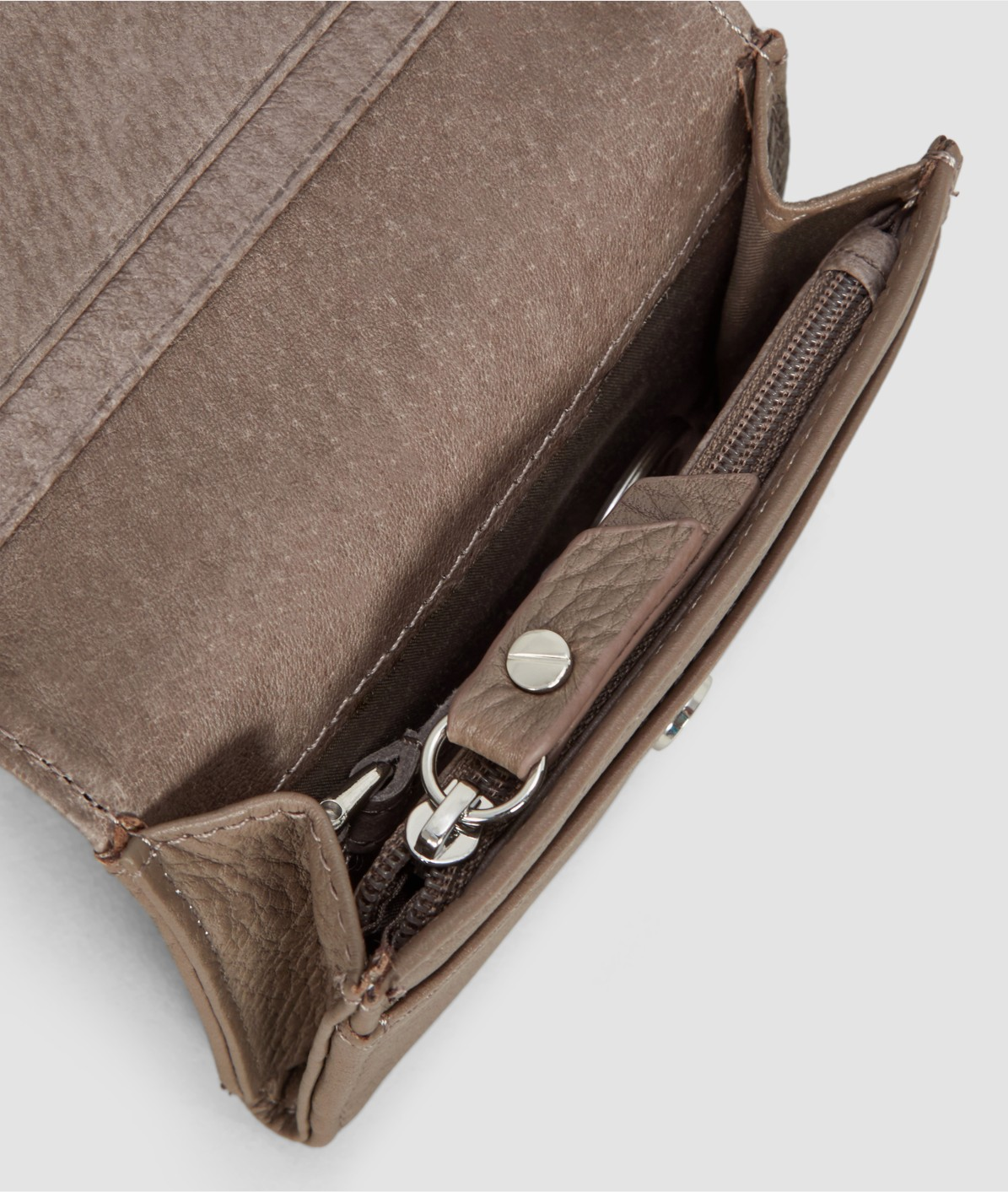Purse with a key ring  from liebeskind