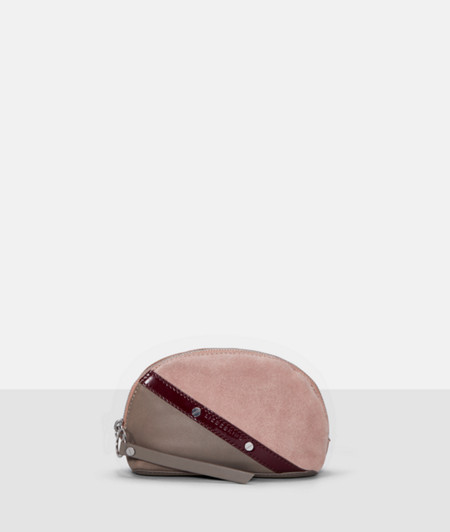 Make-up bag with stud embellishment from liebeskind