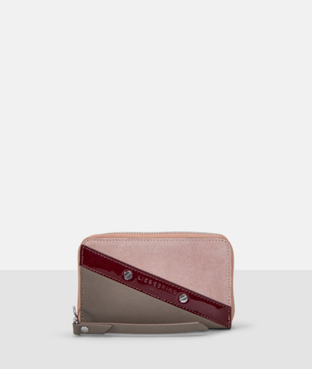 Purse with stud embellishment from liebeskind
