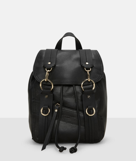 Rucksack mit diagonaler Fronttasche