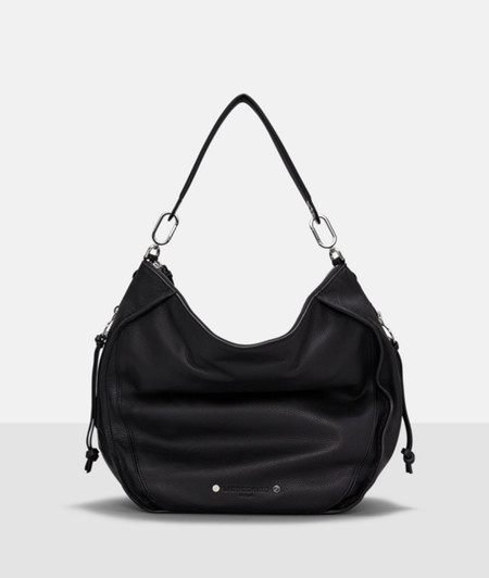 Shoulder bag with side zip pockets from liebeskind