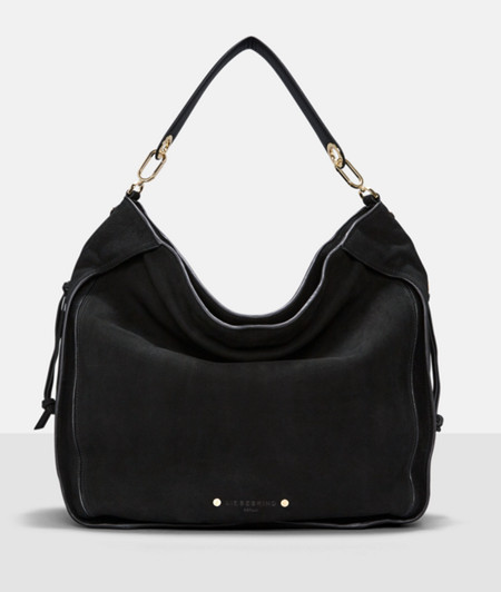 Handbag with side zip pockets from liebeskind
