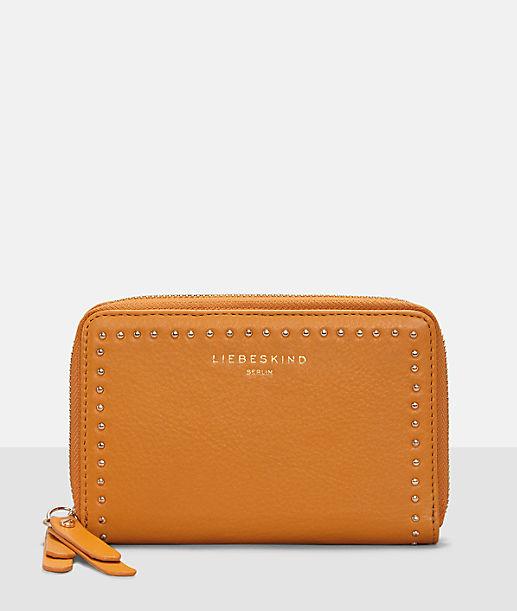 Portemonnaie mit Ziernieten