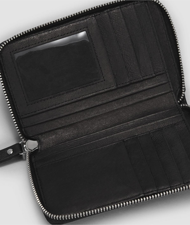 Portemonnaie mit Zipperfach