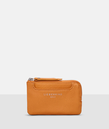 Soft leather key pouch from liebeskind