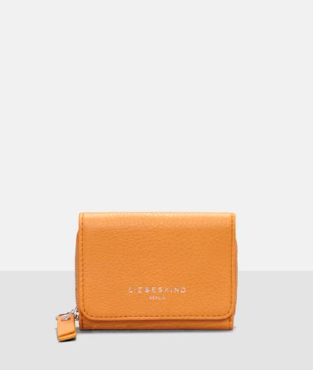 Portemonnaie mit dekorativem Zipper
