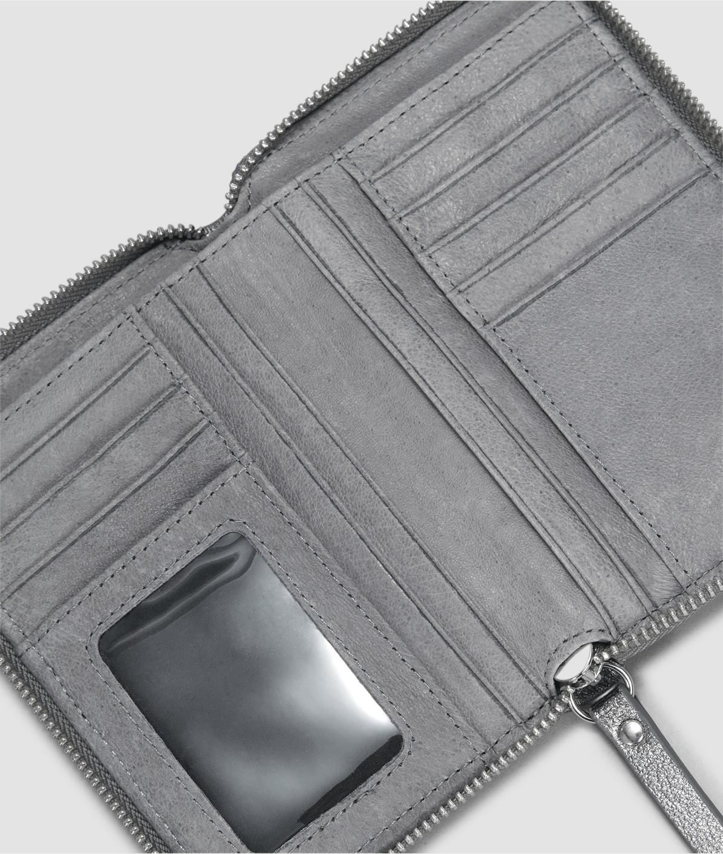 Geschenkset aus Geldbörse und Schlüsselanhänger
