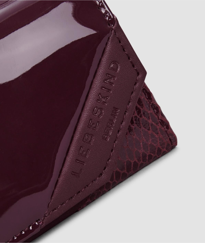 Geldbörse aus Ledermix