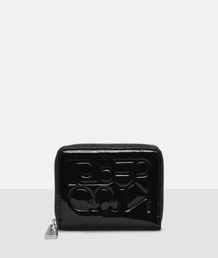 Patent leather purse from liebeskind