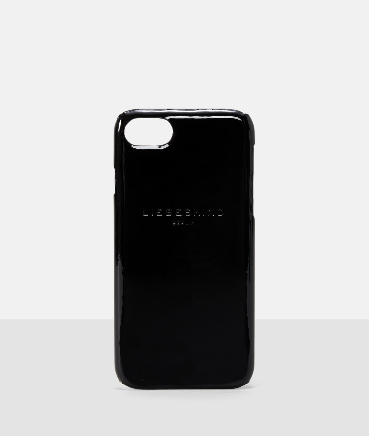 Cowhide leather mobile phone case from liebeskind