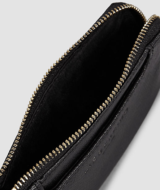 Key pouch with a ring detail from liebeskind