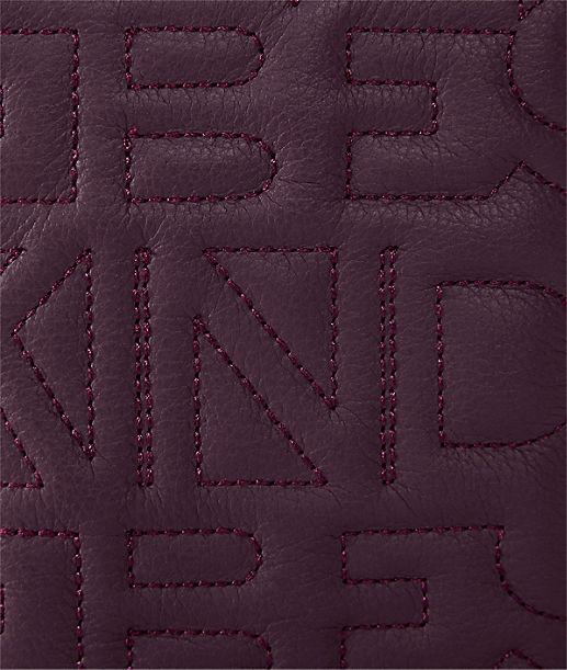 Portemonnaie mit Logo-Applikation