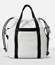Large shoulder bag with belt straps from liebeskind