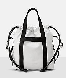Shoulder bag with rhodium details from liebeskind