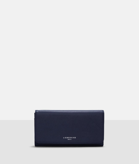 Soft leather clutch from liebeskind