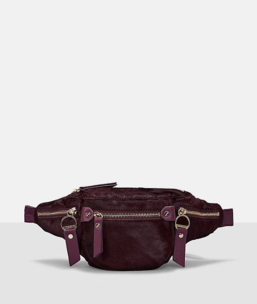 Cowhide belt bag from liebeskind