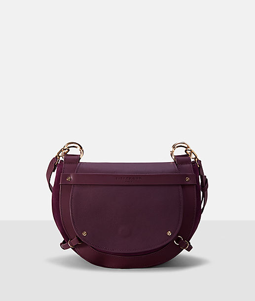 3041c74f801 ... Saddle-style shoulder bag from liebeskind ...