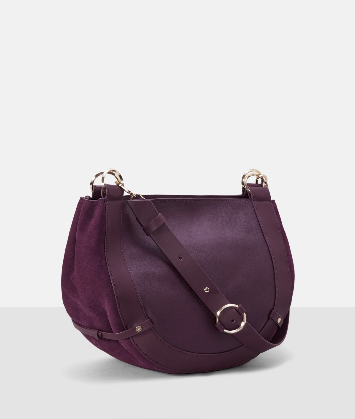 15e6973908cc ... Smooth leather shoulder bag from liebeskind ...