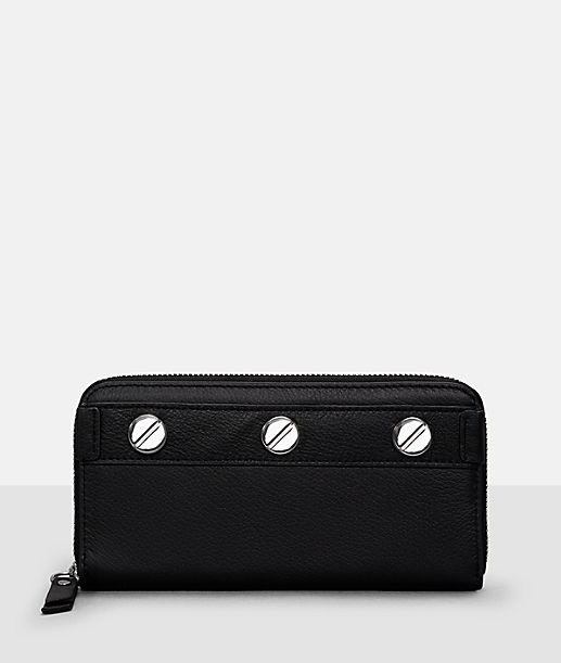 Purse with screw details from liebeskind