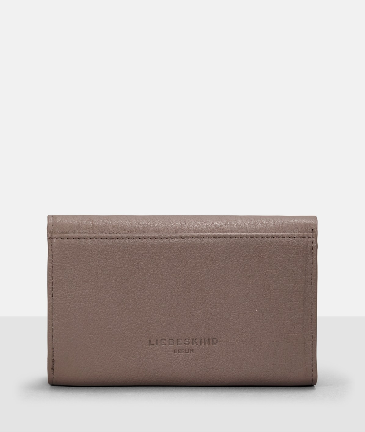 Purse with an exclusive fastening from liebeskind