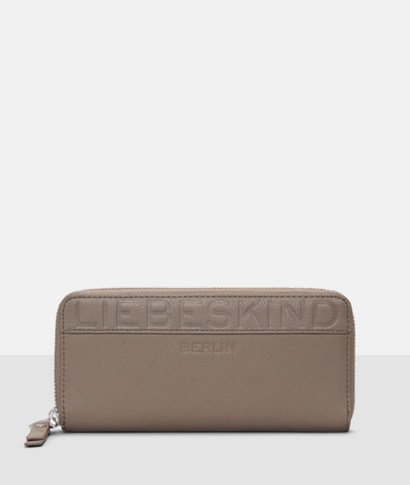 Purse with an embossed pattern from liebeskind
