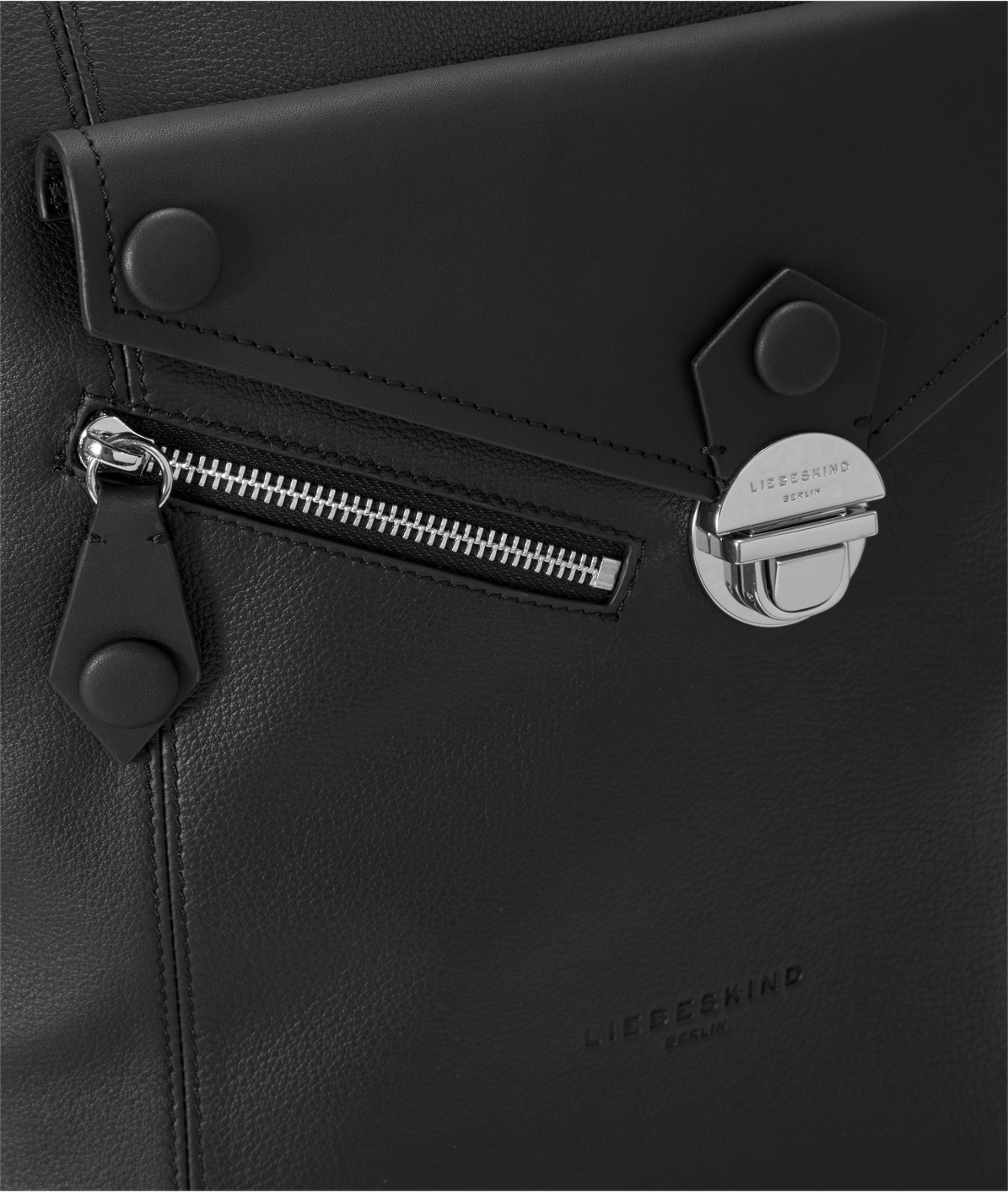 Rucksack with front pockets from liebeskind