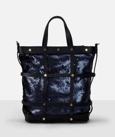 Tote bag with sequins from liebeskind