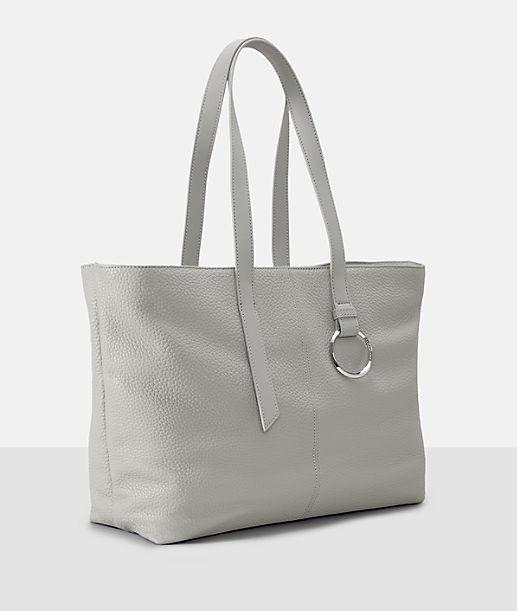 Shoulder bag with ring details from liebeskind