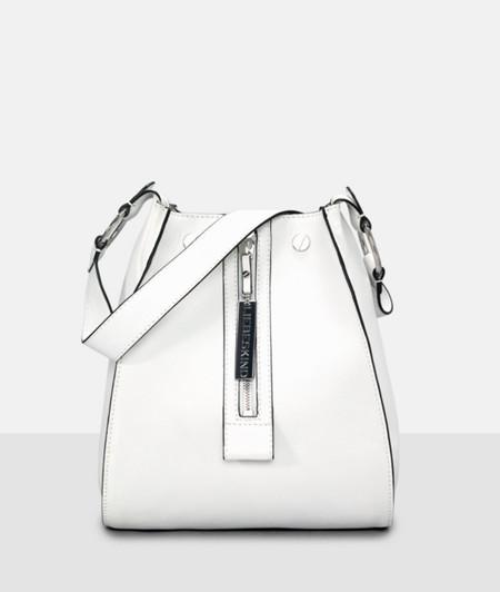 Handbag with statement zips from liebeskind