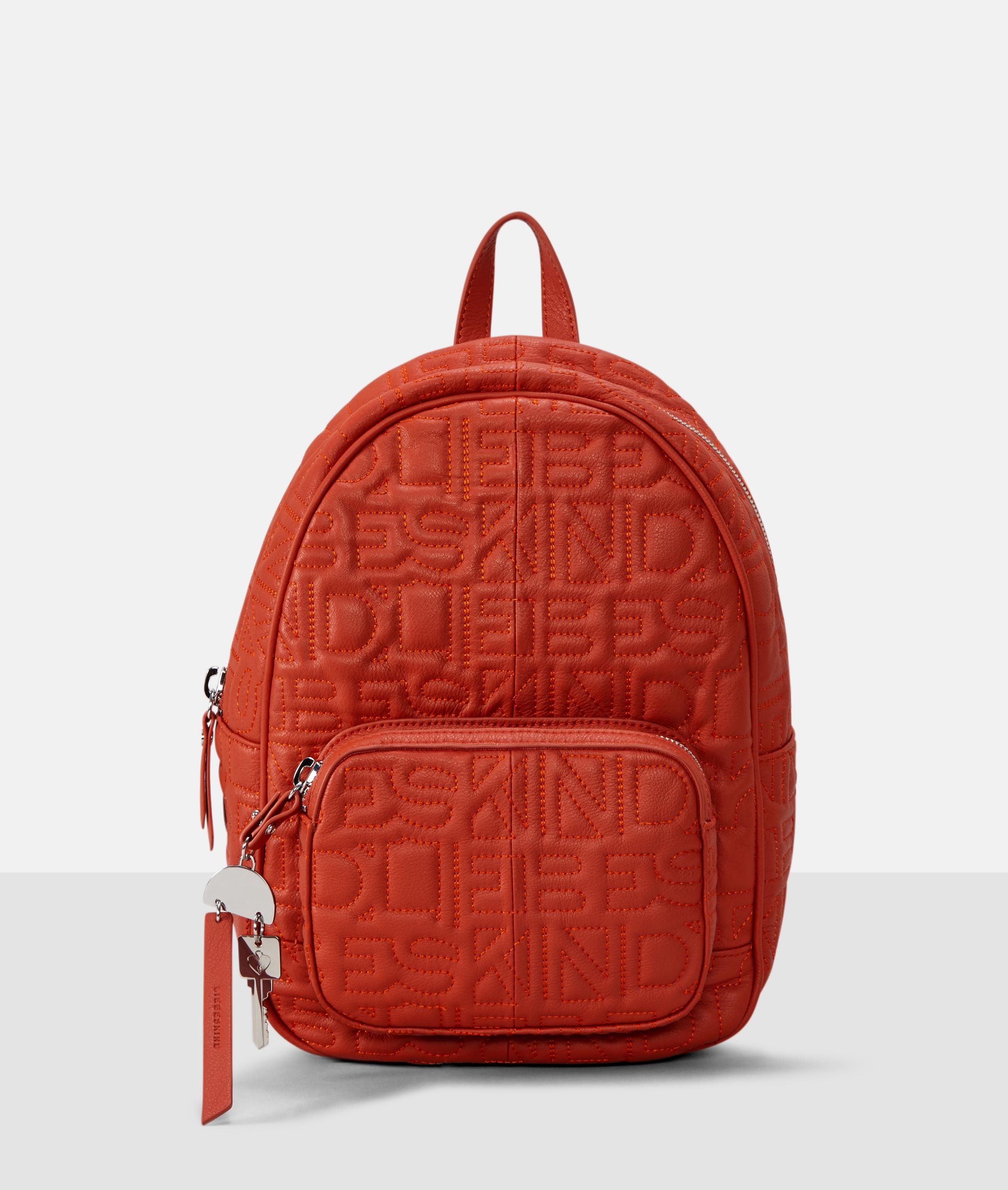 Berlin Tasche Urban Monogram Backpack M, Orange