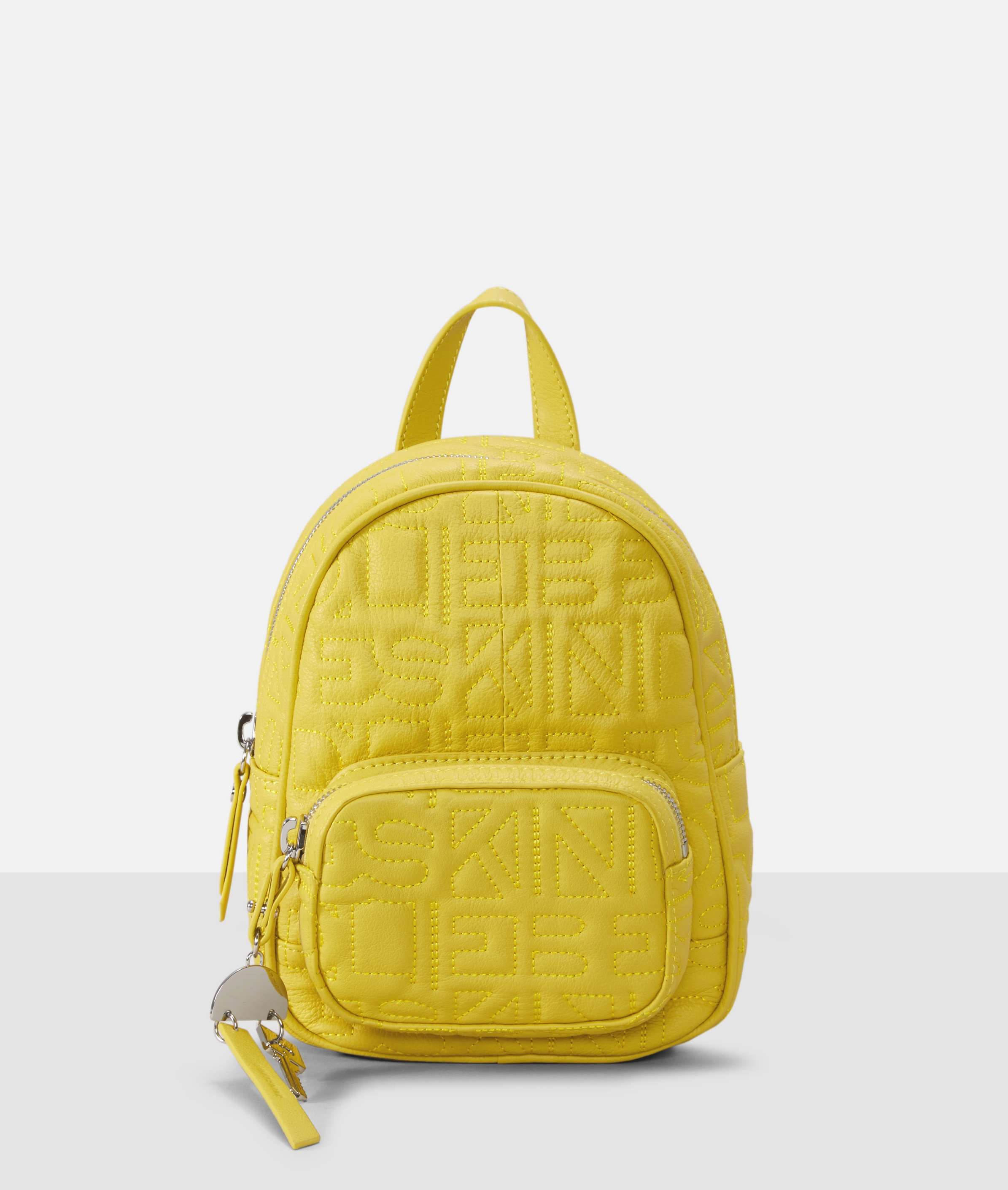 Berlin Tasche Urban Monogram Backpack S, Gelb