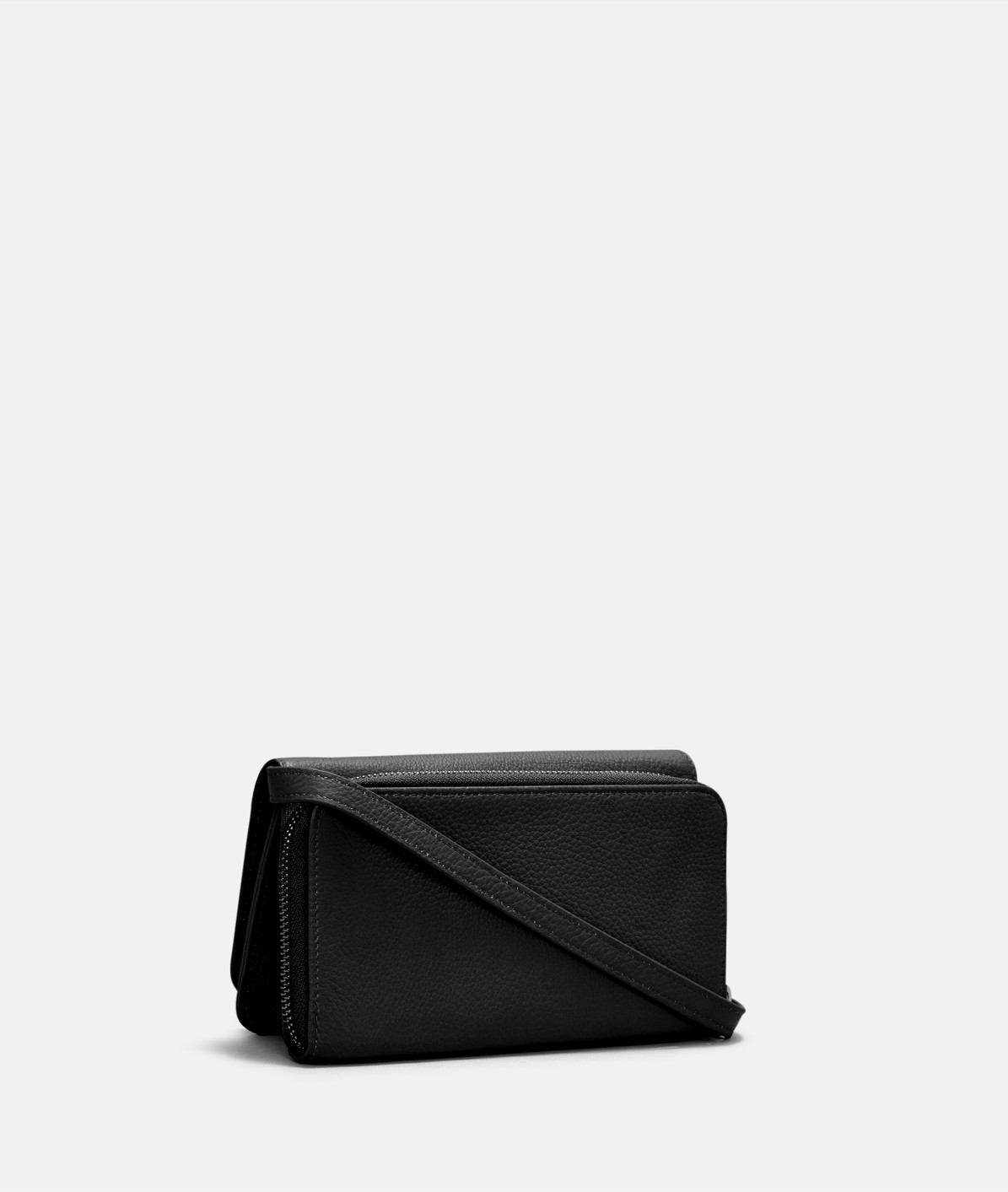 Clutch with two main compartments from liebeskind