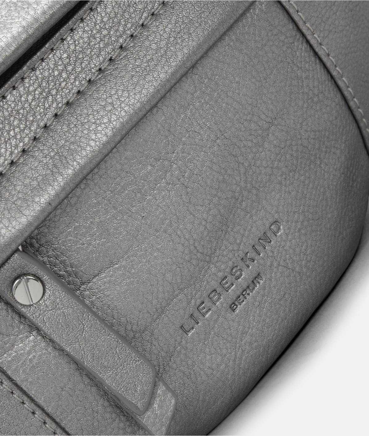 Soft leather belt bag from liebeskind
