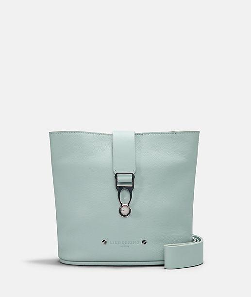 Umhängetasche in Bucket-Form