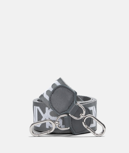 Bandoulière tissée ornée d'un logo de liebeskind