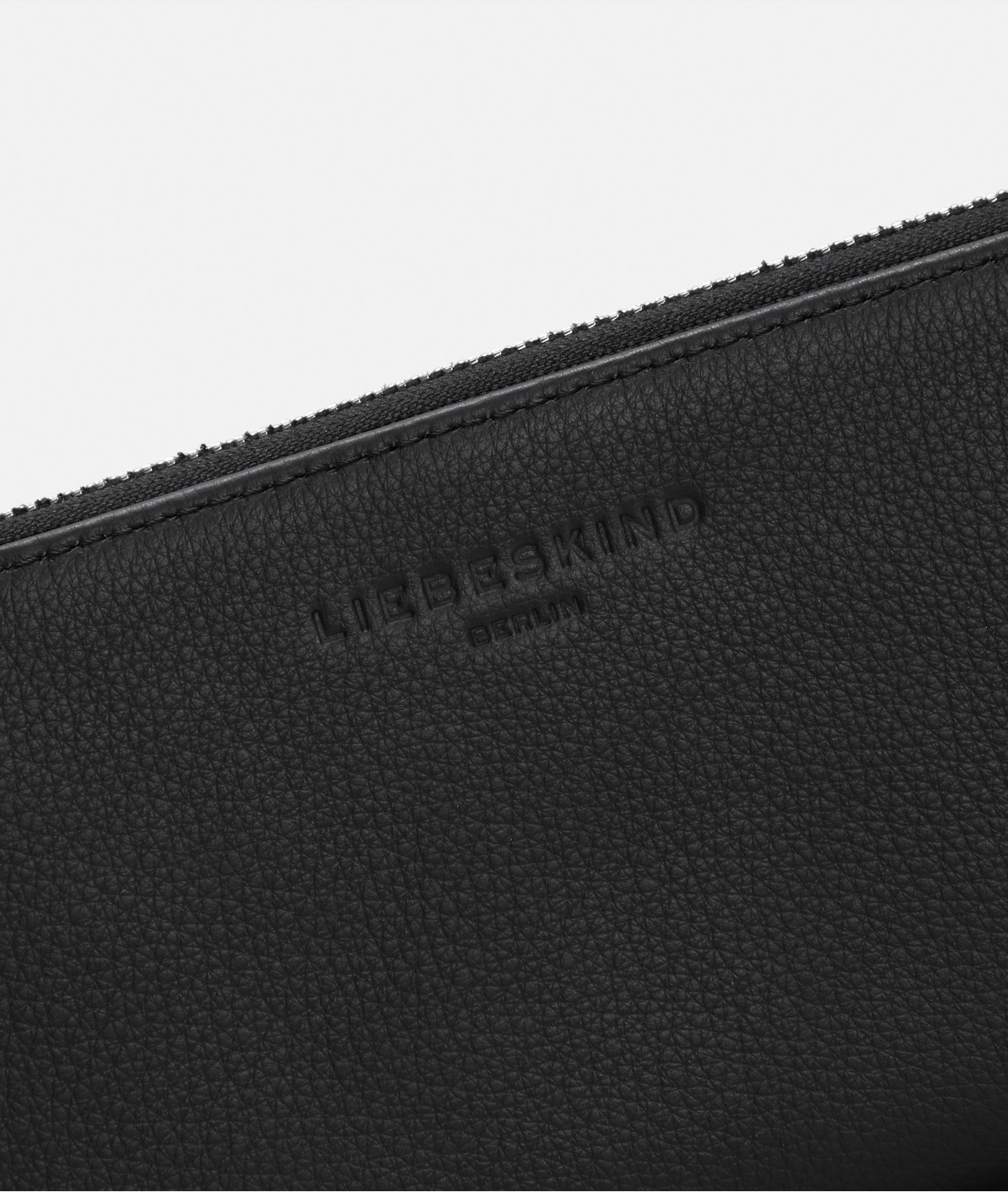 Wallet with scoubidou pendant from liebeskind
