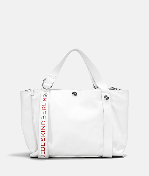 Shopper with all-round handles from liebeskind